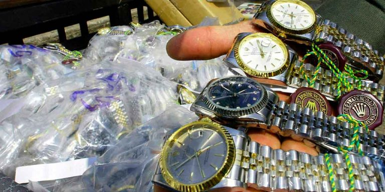 Selling Watches in New York and Dealing with Fakes
