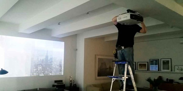 In Need of Projector Installation NY