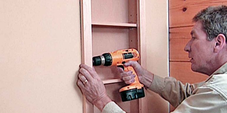 Recessed Cabinets for Bathroom Remodels